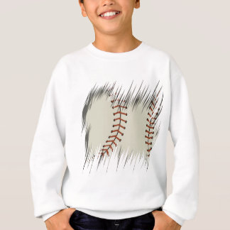 Sweatshirt Base-ball de défibreurs