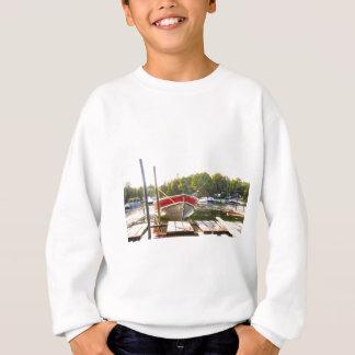 Sweatshirt Bateaux au port