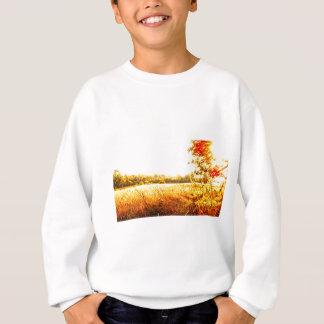 Sweatshirt Beau lever de soleil de pré