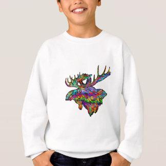 Sweatshirt Beauté de toile