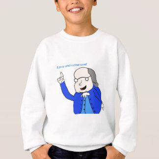 Sweatshirt Ben Franklin dit