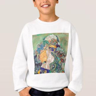 Sweatshirt Berceau de bébé de Gustav Klimt