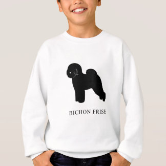 Sweatshirt Bichon Frise