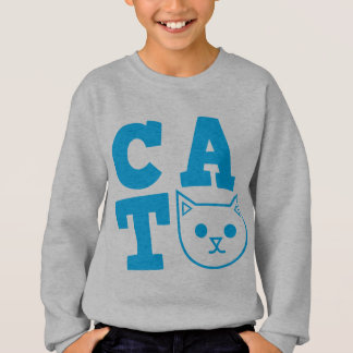 Sweatshirt Bleu de CAT