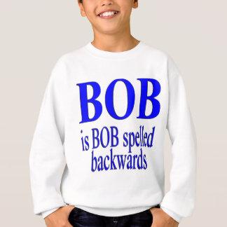 Sweatshirt Bob est Bob vers l'arrière
