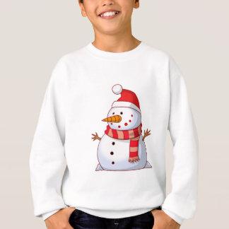 Sweatshirt bonhomme de neige