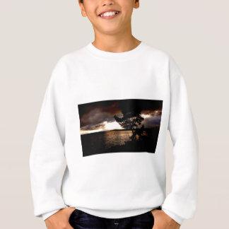 Sweatshirt Bord de mer d'octobre