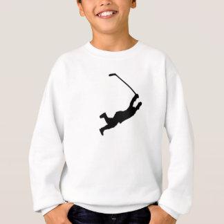 Sweatshirt Boston - statue d'Orr