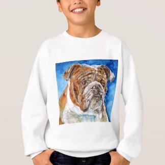 Sweatshirt BOULEDOGUE .4 d'aquarelle