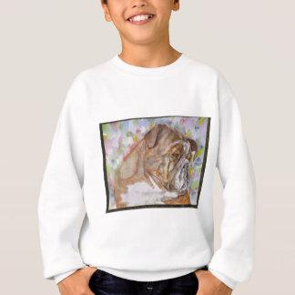 Sweatshirt BOULEDOGUE .5 d'aquarelle