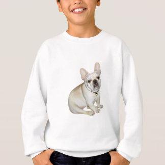 Sweatshirt Bouledogue français (a)