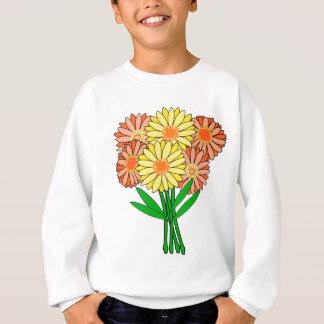 Sweatshirt Bouquet de Gerbera