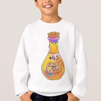 Sweatshirt Bouteille #45 liquide toxique
