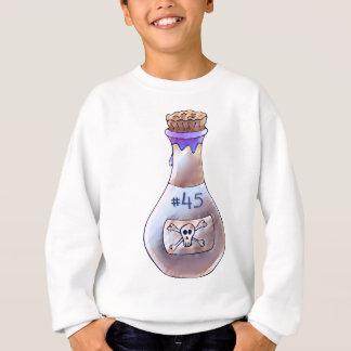 Sweatshirt Bouteille toxique de poison des personnes #45