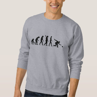 Sweatshirt Bowling d'évolution