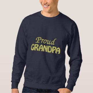 Sweatshirt Brodé Cadeau brodé de grand-papa
