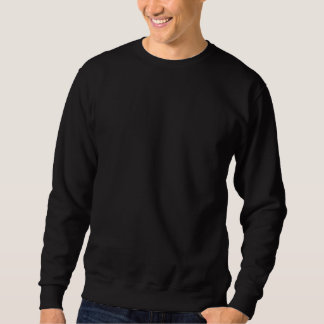 Sweatshirt brodé par grand-père drôle