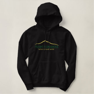 Sweatshirt brodé par Monadnock de bâti