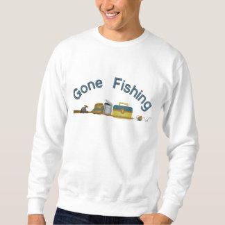 Sweatshirt Brodé Pêche allée