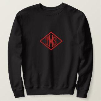 Sweatshirt Brodé TIELERMUA : Logo de magasin de Muc