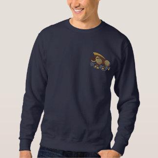 Sweatshirt Brodé Verrat celtique