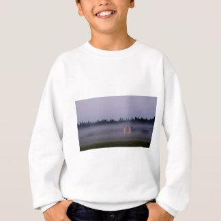 Sweatshirt Brouillard de matin d'île, île de St Joseph