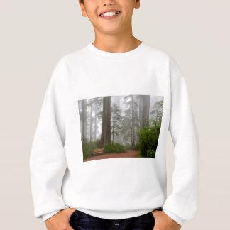 Sweatshirt Brouillard de parc national de séquoia