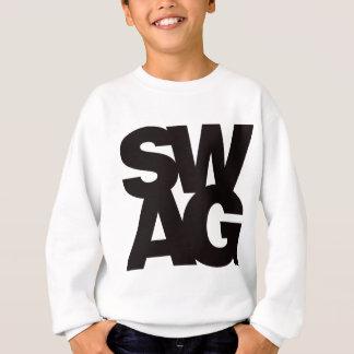 Sweatshirt Butin - noir