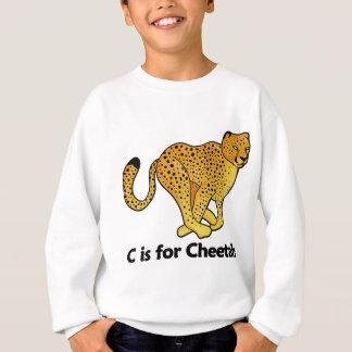 Sweatshirt C est pour le guépard