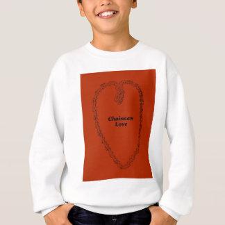 Sweatshirt Cadeau actuel de Valentines de chirurgien d'arbre