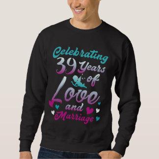 Sweatshirt Cadeau extraordinaire pour le trente-neuvième
