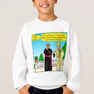 Sweatshirt cadran de 908 bouts (appel) la bande dessinée de