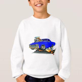 Sweatshirt Camion 1968-69 de bleu d'EL Camino