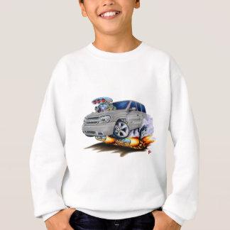 Sweatshirt Camion argenté du pionnier solides solubles