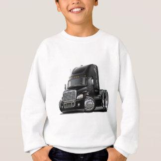 Sweatshirt Camion noir de Freightliner Cascadia