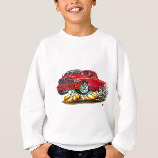 Sweatshirt Camion rouge de cabine de Dodge SRT10 double