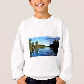 Sweatshirt Camp Dóur de pont, île de St Joseph