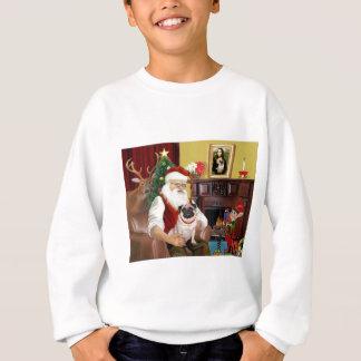 Sweatshirt Carlin #5 de Père Noël à la maison -