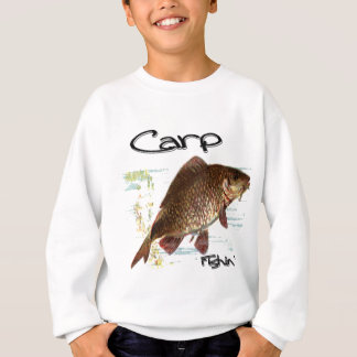Sweatshirt Carpe Fishin