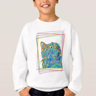 Sweatshirt Cat cute fun