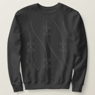 Sweatshirt Causality in the Relativity Theory (Gray Color)