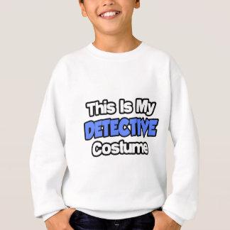 Sweatshirt C'est mon costume révélateur