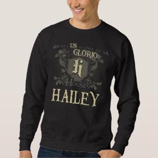 Sweatshirt Chambre HAILEY. Chemise de cadeau pour