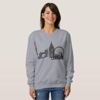 Sweatshirt Chandail Basique London