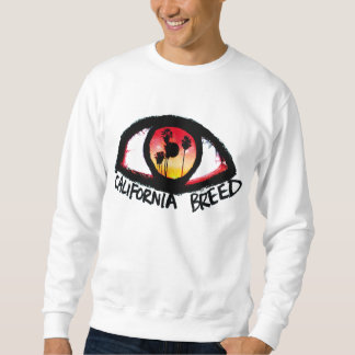 "Sweatshirt Chandail «Californie Breed """