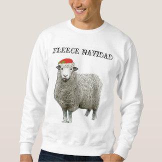 Sweatshirt Chandails laids de Noël
