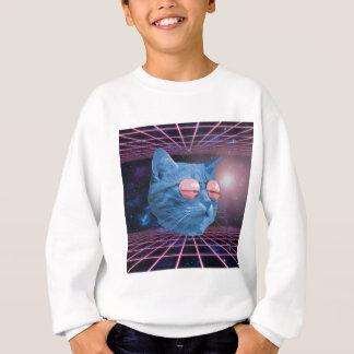 Sweatshirt Chat frais