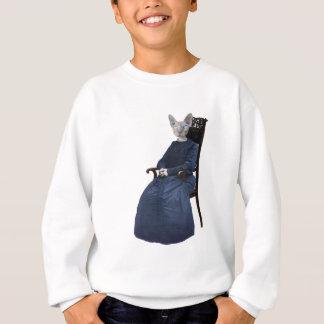 Sweatshirt Chat vintage de Sphynx