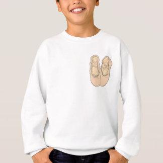 Sweatshirt Chaussures de ballet