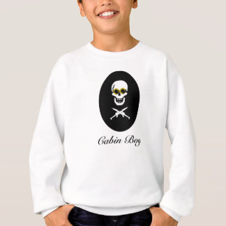 Sweatshirt Chemise de logo de garçon de cabine grande
